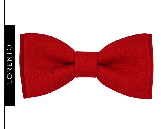 Red Bow Tie Boy