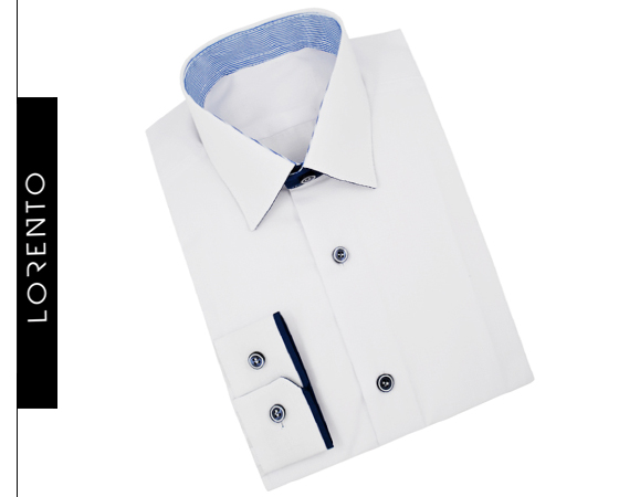 White shirt 11/04 SLIM